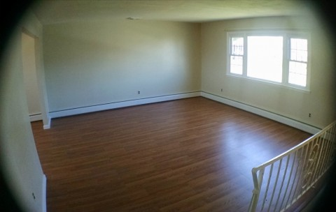 Living Rm with Hardwoods
