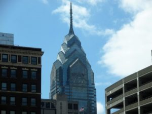 TWO LIBERTY PLACE CENTER CITY PHILADELPHIA SKY LINE CONDO RENTAL