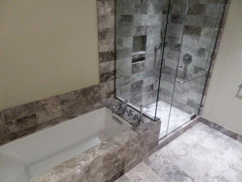2 Full Marble Baths