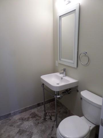 1 Partial Bath