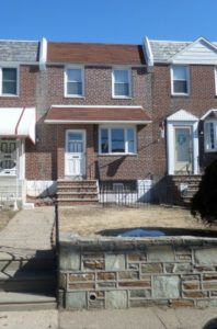 3 BEDROOM 2 BATH BRICK ROW IN PHILADELPHIA N.E